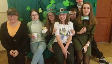 22 marca w naszej szkole odbył się Dzień Świętego Patryka